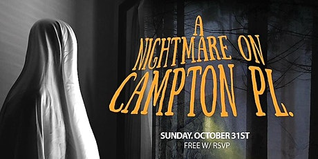 A Nightmare On Campton Place - FREE Halloween Event tickets