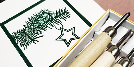 WORKSHOP   Holiday Card Printing with Grey Hand Press tickets