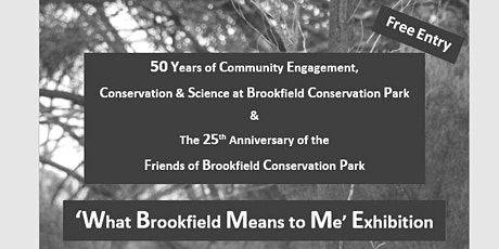 """Exhibition: """"What Brookfield Means to Me"""" tickets"""