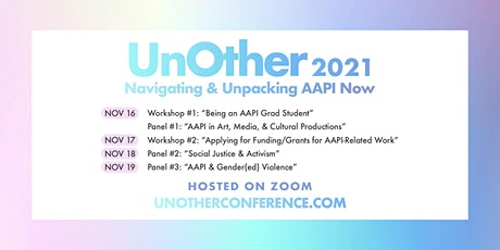 UnOther: Navigating and Unpacking AAPI Now tickets