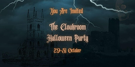 The Cloakroom Castle Halloween Party tickets