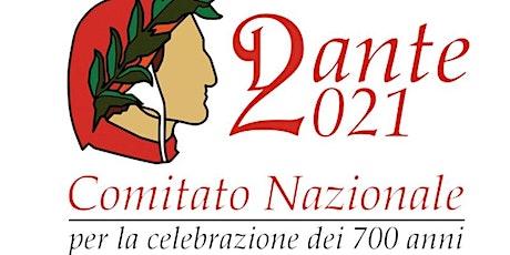 Dante Alighieri: tracce digitali nel percorso della conoscenza biglietti