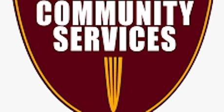 CLC Community Services Volunteers tickets
