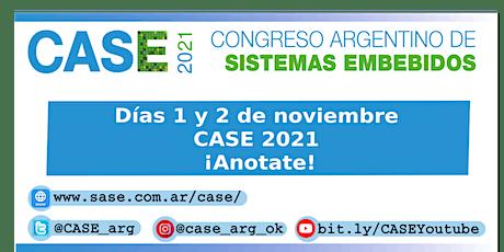 Congreso CASE 2021 entradas