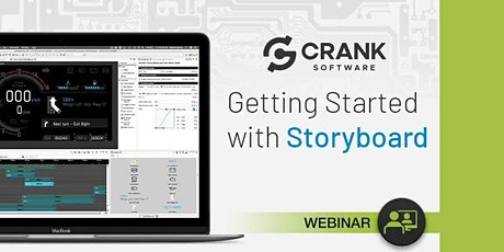 Webinar: Getting started with Storyboard for embedded GUI development tickets