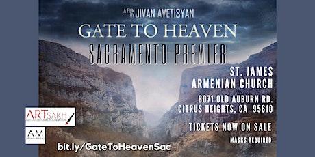 Gate to Heaven, a Film By Jivan Avetisyan - Sacramento Premier! tickets