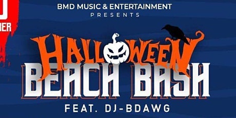 HALLOWEEN BEACH BASH PARTY tickets