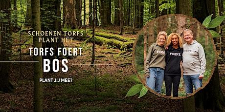 Schoenen Torfs plant het Torfs Foertbos tickets