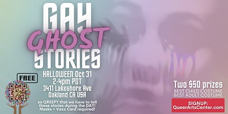 Gay Ghost Stories tickets