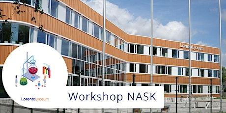 Lorentz Kennismakingsworkshop NASK tickets