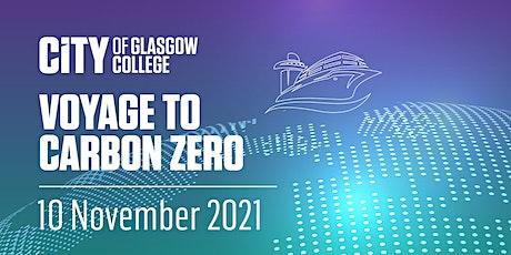 The Voyage to Carbon Zero Seminar tickets
