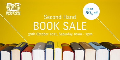 Evernew Books Sale (30th Oct 2021, Saturday) tickets