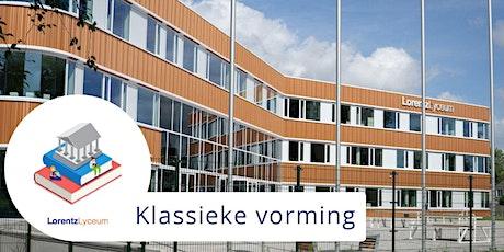 Lorentz Kennismakingsworkshop Klassieke Vorming tickets