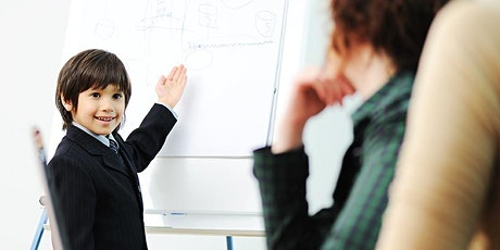 Workshop: Developing your presentation skills tickets