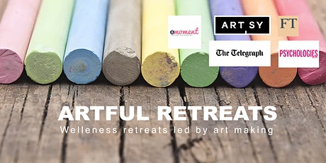 Making art in community - Art and Mental Wellness Taster - LIVE On-Line tickets
