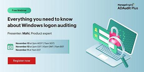Everything you need to know about Windows logon auditing tickets