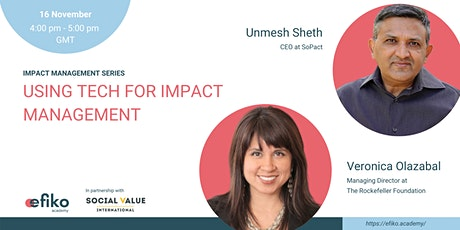 Using tech for impact management tickets