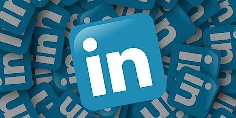 Optimise your LinkedIn Profile tickets