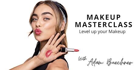 Aura Makeup Masterclass tickets