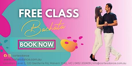 BACHATA / FREE CLASS | Absolute Beginners tickets