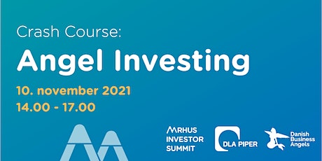 Crash Course: Angel Investing tickets