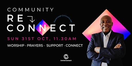 Central Outreach: Community Re-Connect tickets