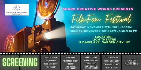 Spark Creative Works Film Fem Festival tickets