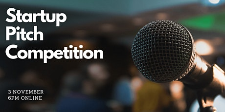 Startup Pitch Competition & Networking with & Angel Investors tickets
