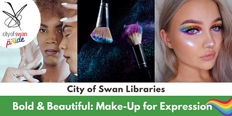 Bold & Beautiful: Make-Up for Expression (Midland) tickets