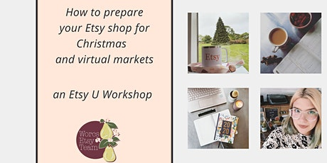 How to prepare your Etsy shop for Christmas tickets