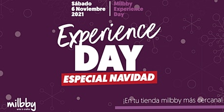 Experience Day  - Ideas para Decorar tu Navidad - Milbby Almería entradas