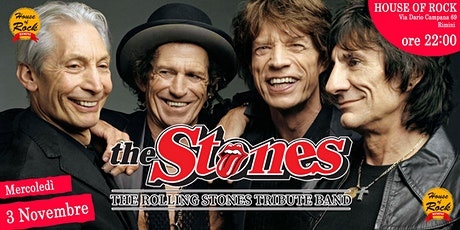THE STONES (The Rolling Stones Tribute Band) in concerto all'House of Rock biglietti