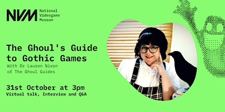 The Ghouls Guide to Gothic Games tickets