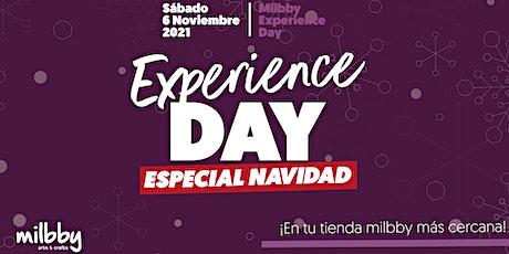 Experience Day  - Ideas para Decorar tu Navidad - Milbby Parquesur entradas
