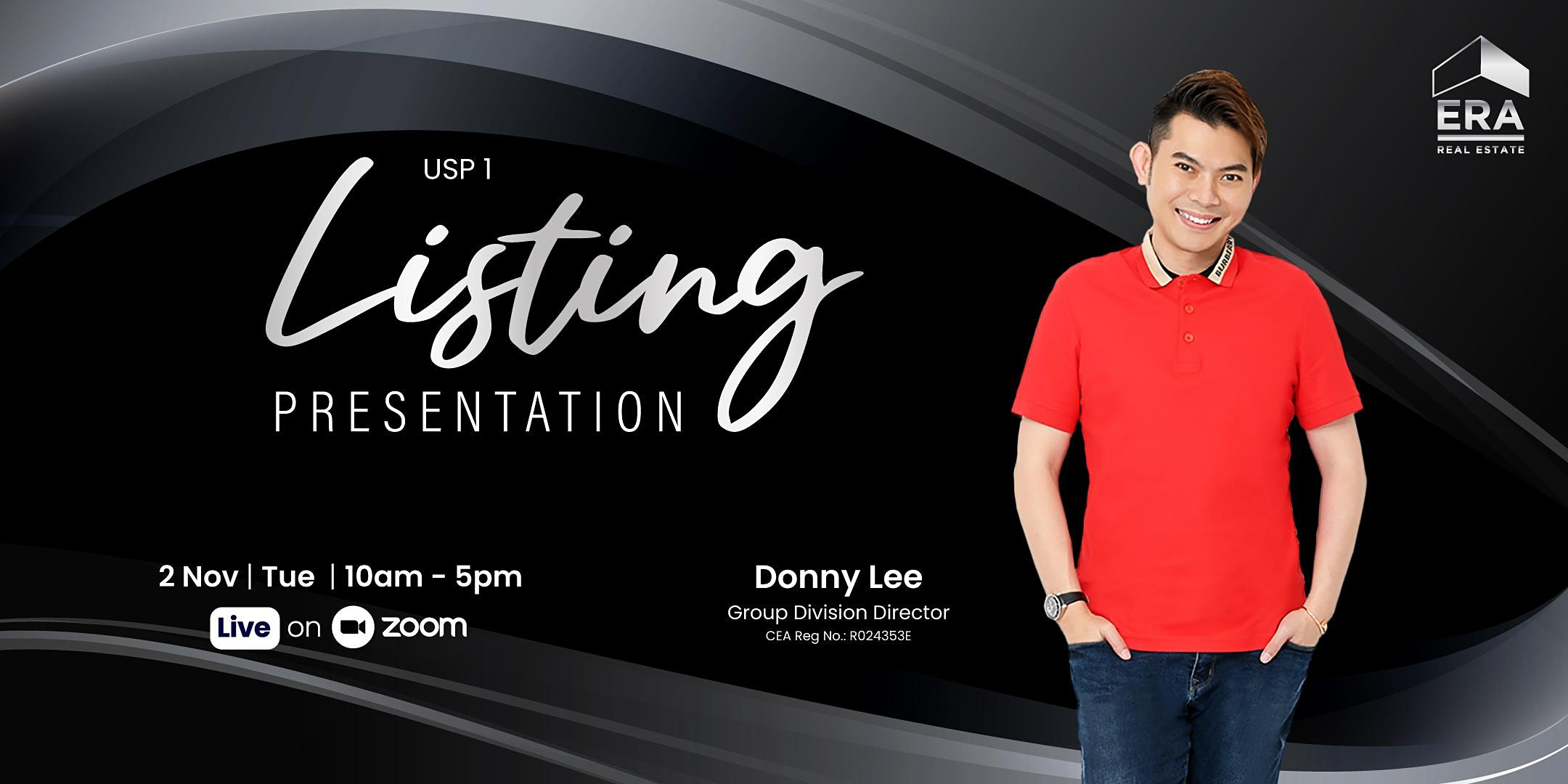 USP 1 : Listing Presentation