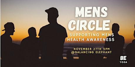 Mens Circle tickets