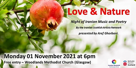 Concert: Love & Nature tickets