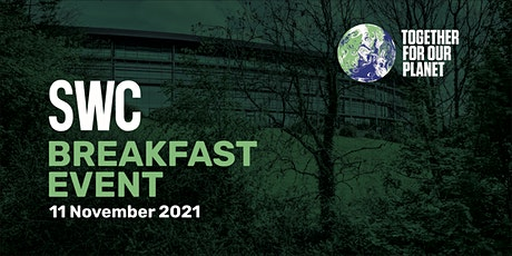 Together For Our Planet  - COP26 Breakfast Event (Omagh Campus) tickets