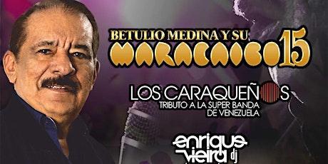 Betulio Medina y su Maracaibo 15 entradas