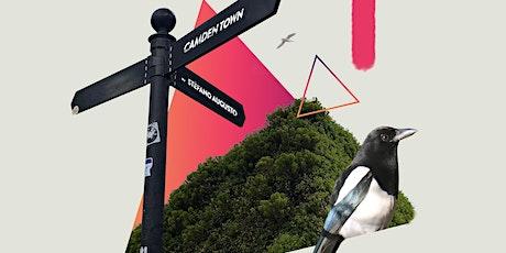 Colourful Camden Exhibition tickets
