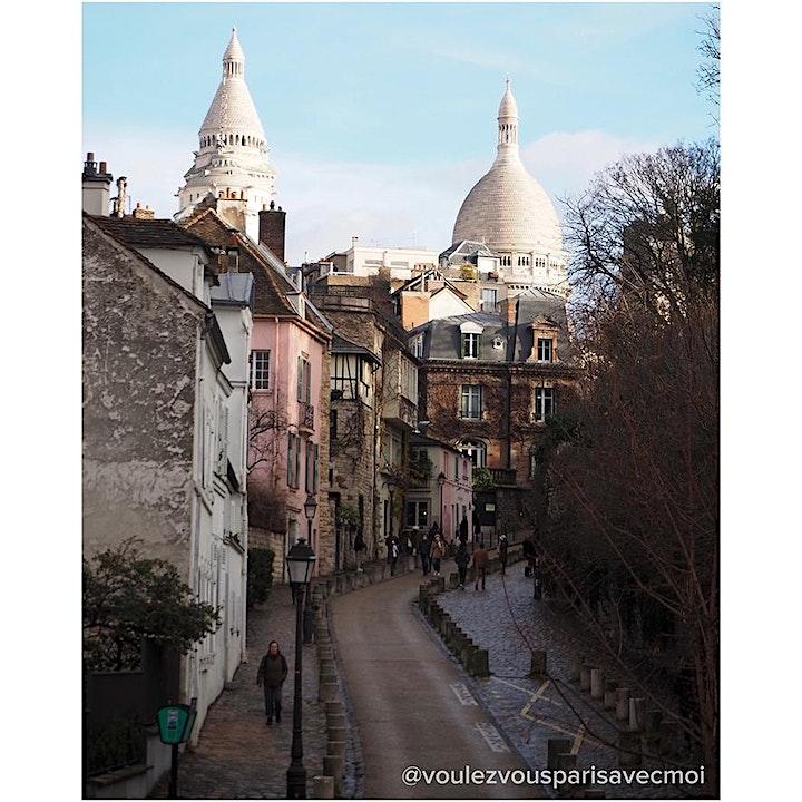 Image pour PARIS MONTMARTRE  - BALADE STREET-ART ET SPACE INVADERS(spécial Familles)