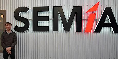 Conférence KM0 #1 : Présentation de SEMIA et fonctionnement d'un incubateur Tickets