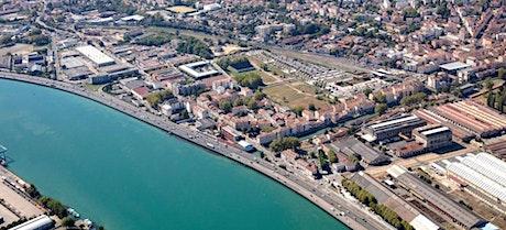 Réunion publique projet urbain La Saulaie billets