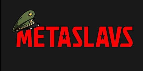 Metaslavs: NFT Fireside Squat for blockchain loving gopniks tickets