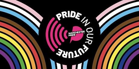Pride In Our Future - In-Person Consultation tickets