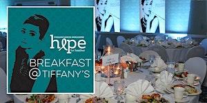 Breakfast at Tiffany's Fashion Show & Brunch 2016
