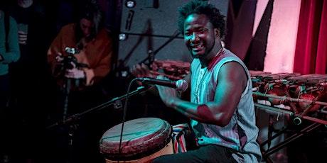 Concert World music Afro, Adama Bilorou, Paris. billets