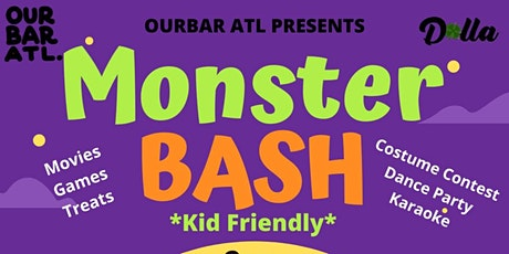Monster Bash at Our Bar ATL tickets