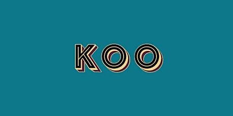 Koo Entry - Friday 29th October tickets