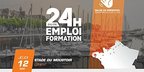 « 24 Heures pour l'Emploi et la Formation » – Lorient 2022 billets